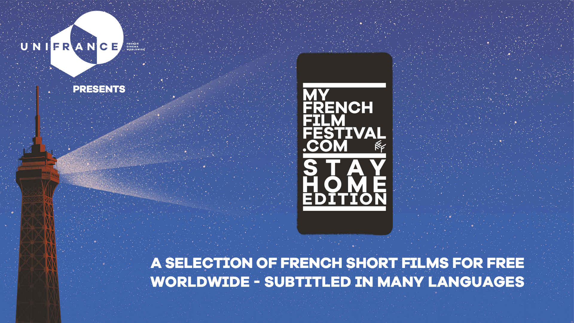 MY FRENCH FILM FESTIVAL - STAY HOME